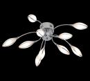 TRIO LIFESTYLE 642211006 lampa sufitowa GRAIN 10xG4/20W