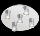 lampa LED SUFITOWA  TRIO 622610587-PROMOCJA LED 5X5W